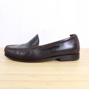 COLE HAAN Grand O'S  Leather Loafers Size 9 M